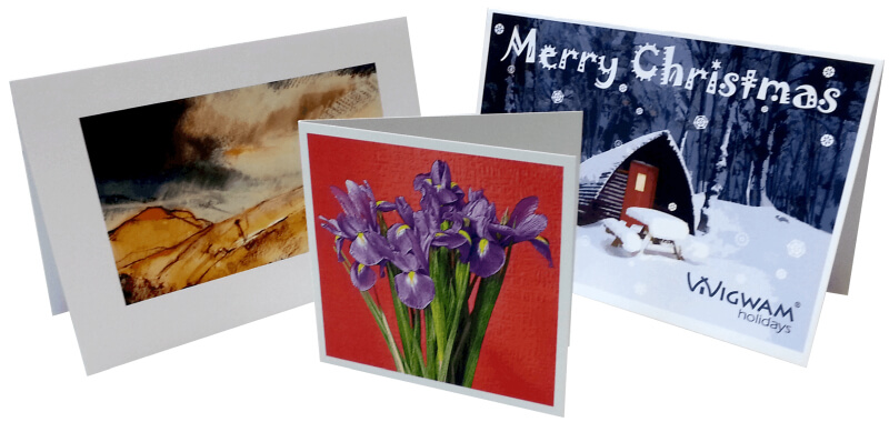 greeting card printing edinburgh