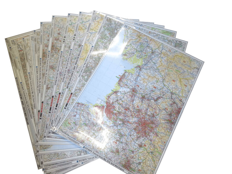 maps gloss lamination